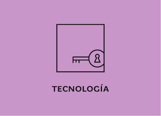 Ícono representativo de la tecnología del desarrollo departamental Blank, ubicado en Lomas de Angelópolis I, en Puebla, México.
