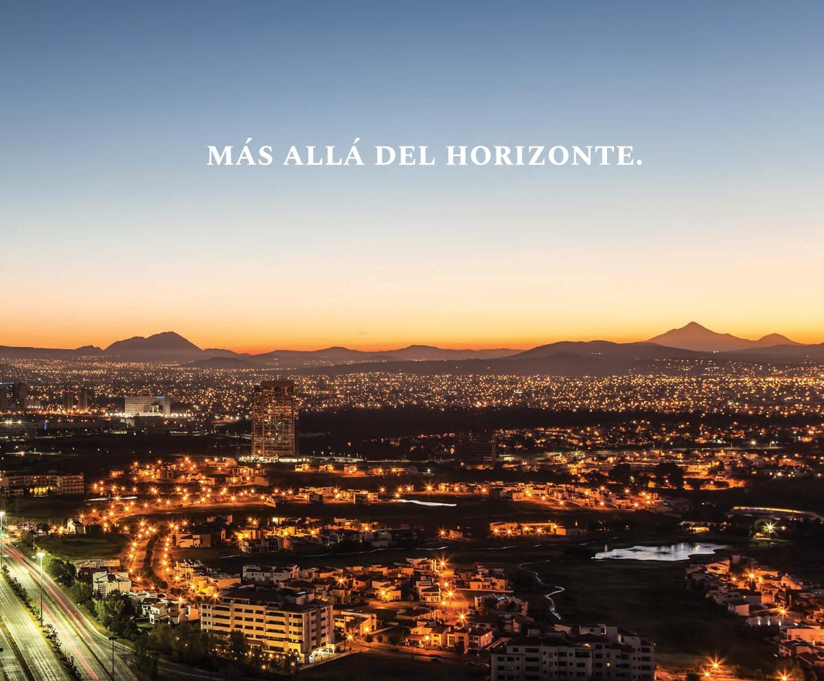 Vista Puebla atardecer