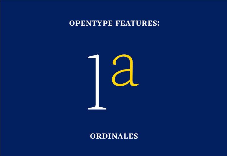 Ordinales