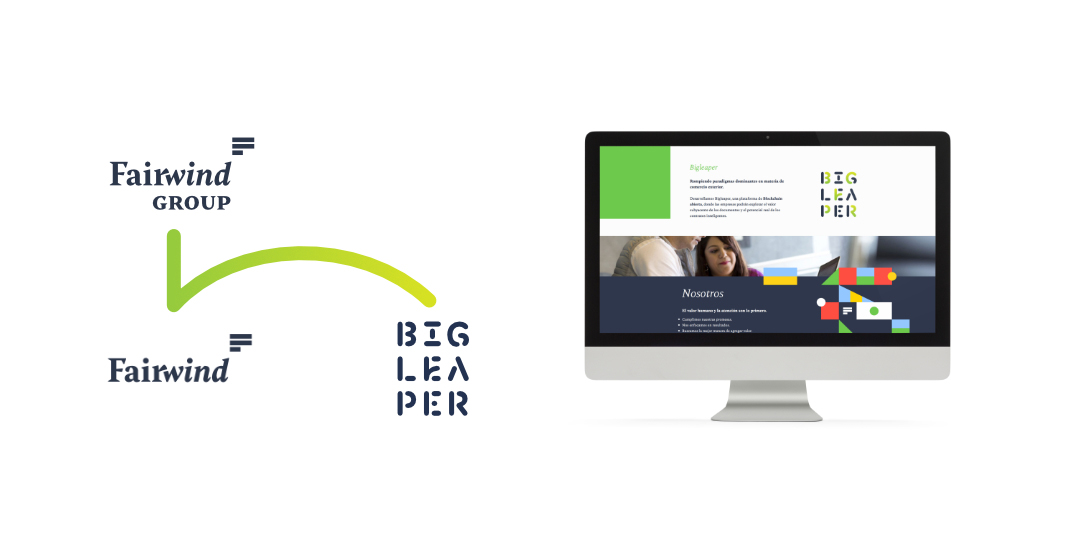Bigleaper es una parte de Fairwind Group.
